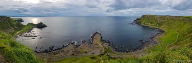 Giant's Causeway Panorama