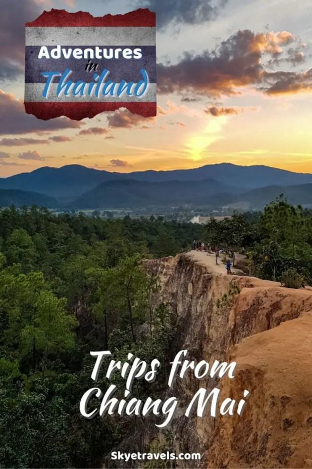 Trips from Chiang Mai Pin