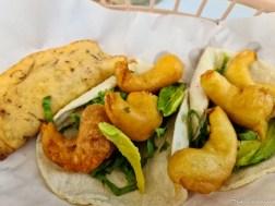 Amor y Pes Shrimp Tacos