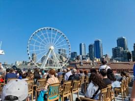 Seattle from Argosy Cruise