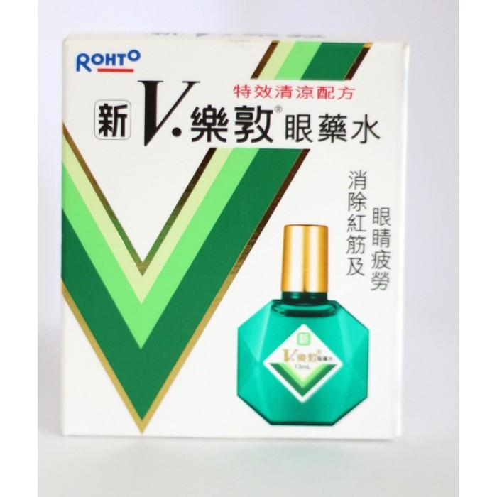 日本新V樂敦眼藥水 30ml