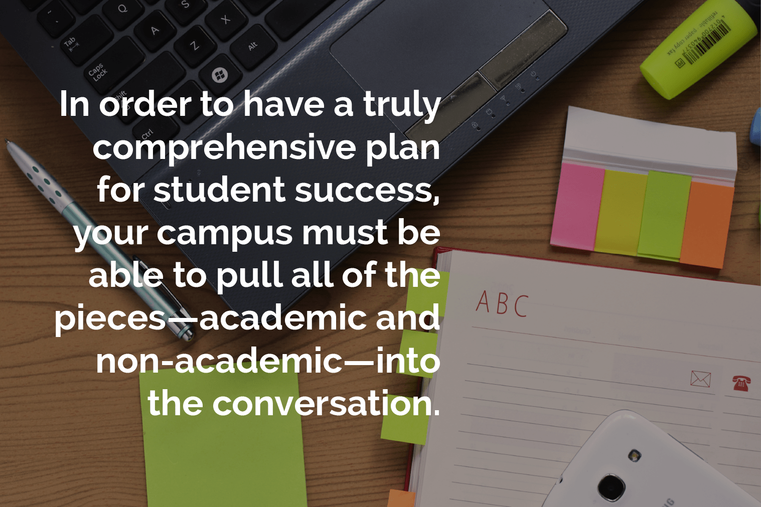 Your Student Success Plan Needs A Smart System