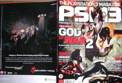 PSM3 Cover di Febbraio Half Size