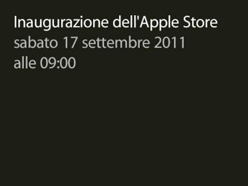 Ufficiale: l'Apple Store di Bologna apre il 17 Settembre