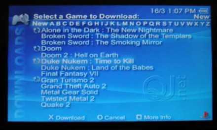 Guida all'emulazione Playstation su PSP