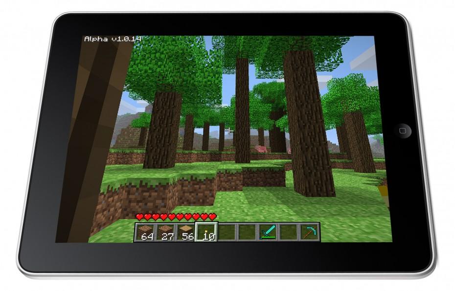 Rilasciato Minecraft per iPhone e iPad