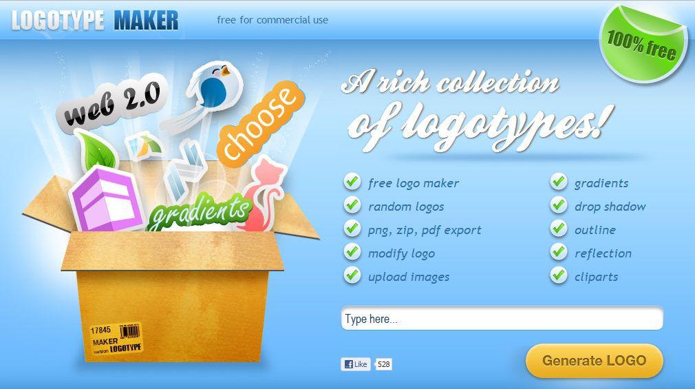 Creare un logo in pochi e semplici click