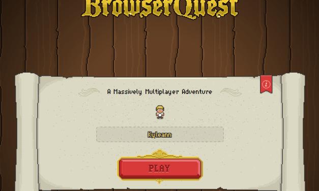 BrowserQuest – La Mozilla Foundation mostra le potenzialità di HTML5 con un MMORPG gratuito