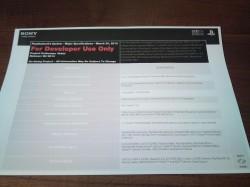 Volantino Specifiche PS4