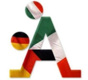 "The ""A"" Italy vs Germany style"