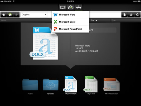 Microsoft Office per iPad – Gratis!