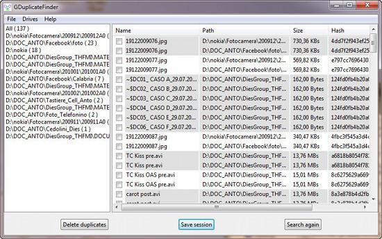 Ricercare i files duplicati su Windows