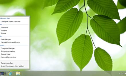 Come ripristinare il pulsante Start su Windows 8