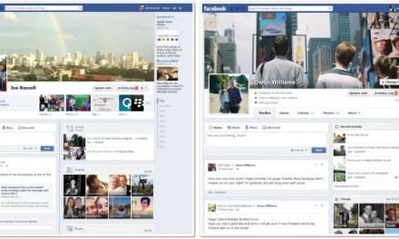 Facebook: in arrivo la nuova Timeline