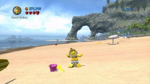 Lego City Undercover: Faraone