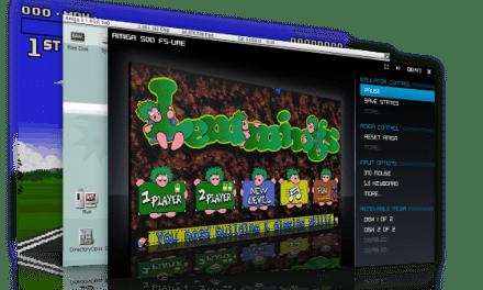 Emulatore Amiga: FS-UAE
