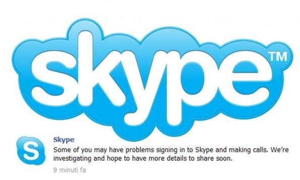 Riparare e correggere gli errori di Skype