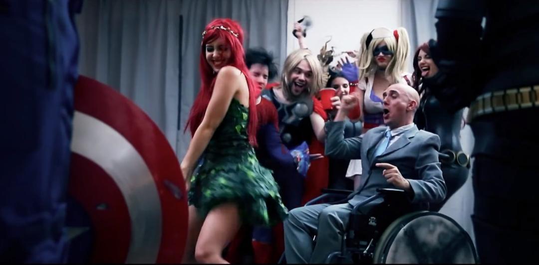"""The Superheroes Hangover: una notte da """"super-leoni"""""""