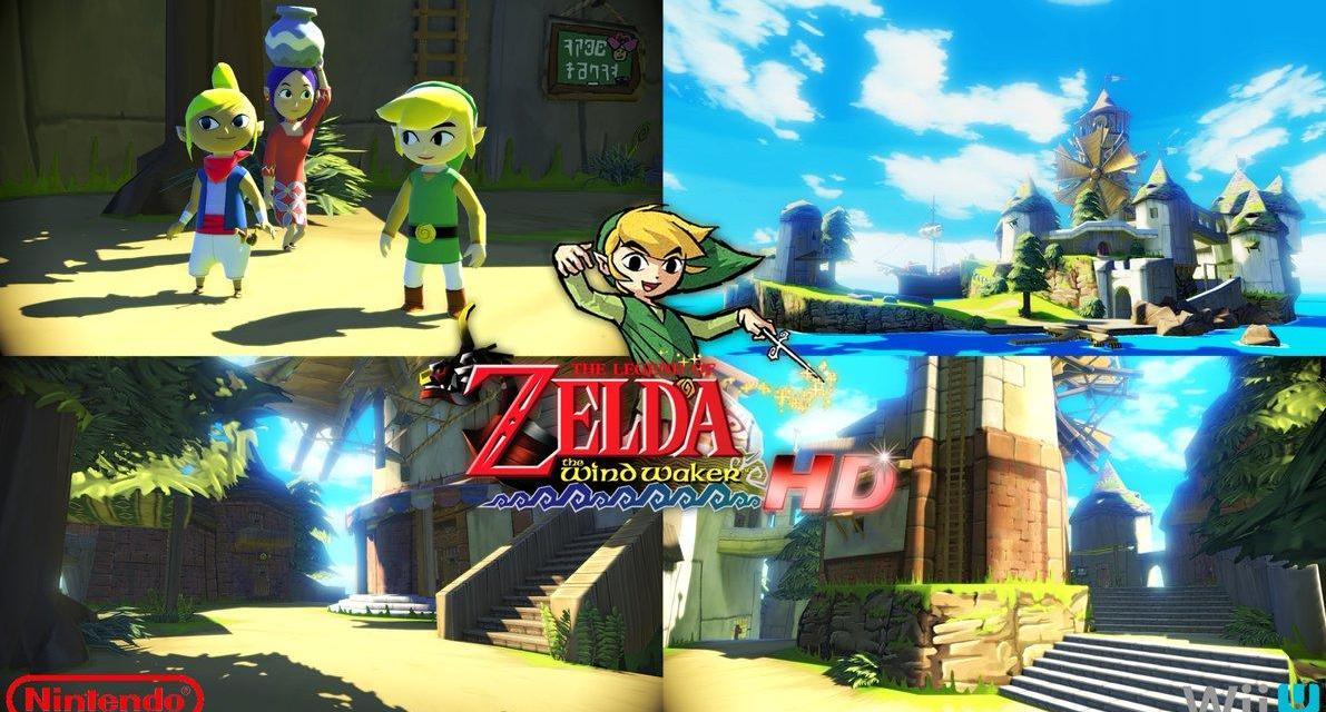 La storia di The Legend of Zelda: Wind Waker HD in video