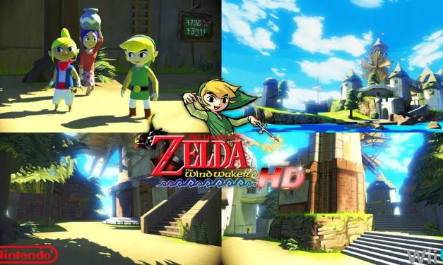 La storia di The Legend of Zelda: Wind Waker HD in video