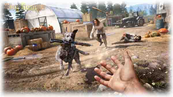 Far Cry 5 Compressed Torrent Download Full Version