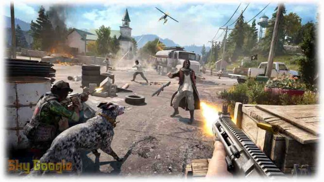 FArcry 5 free download for pc Highly Compressed