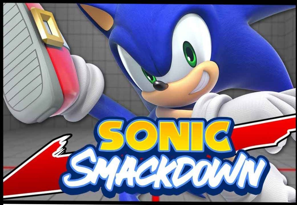 Sonic SmackDown Game Free Download For Pc