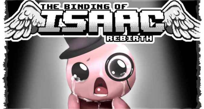 The Binding of Isaac Rebirth Game Pc
