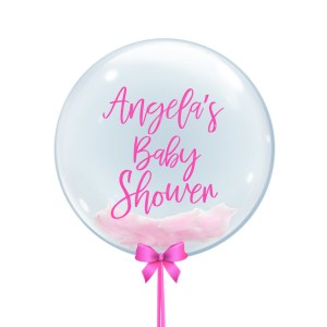 Personalized Baby shower Balloon