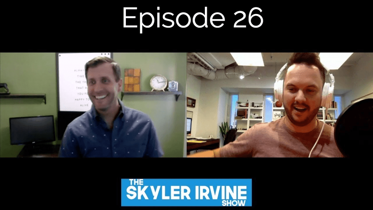 Selling a Product on Amazon w/ Joe Rhoton | Episode 26 #theSKYLERIRVINEshow