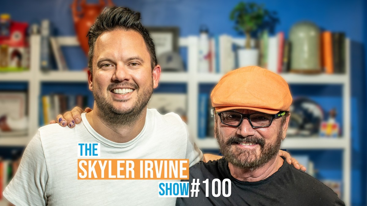 Randall Hedden: Speed Painter, Entertainer and Multi-Million Dollar Fundraiser (The SKYLER IRVINE Show 100)
