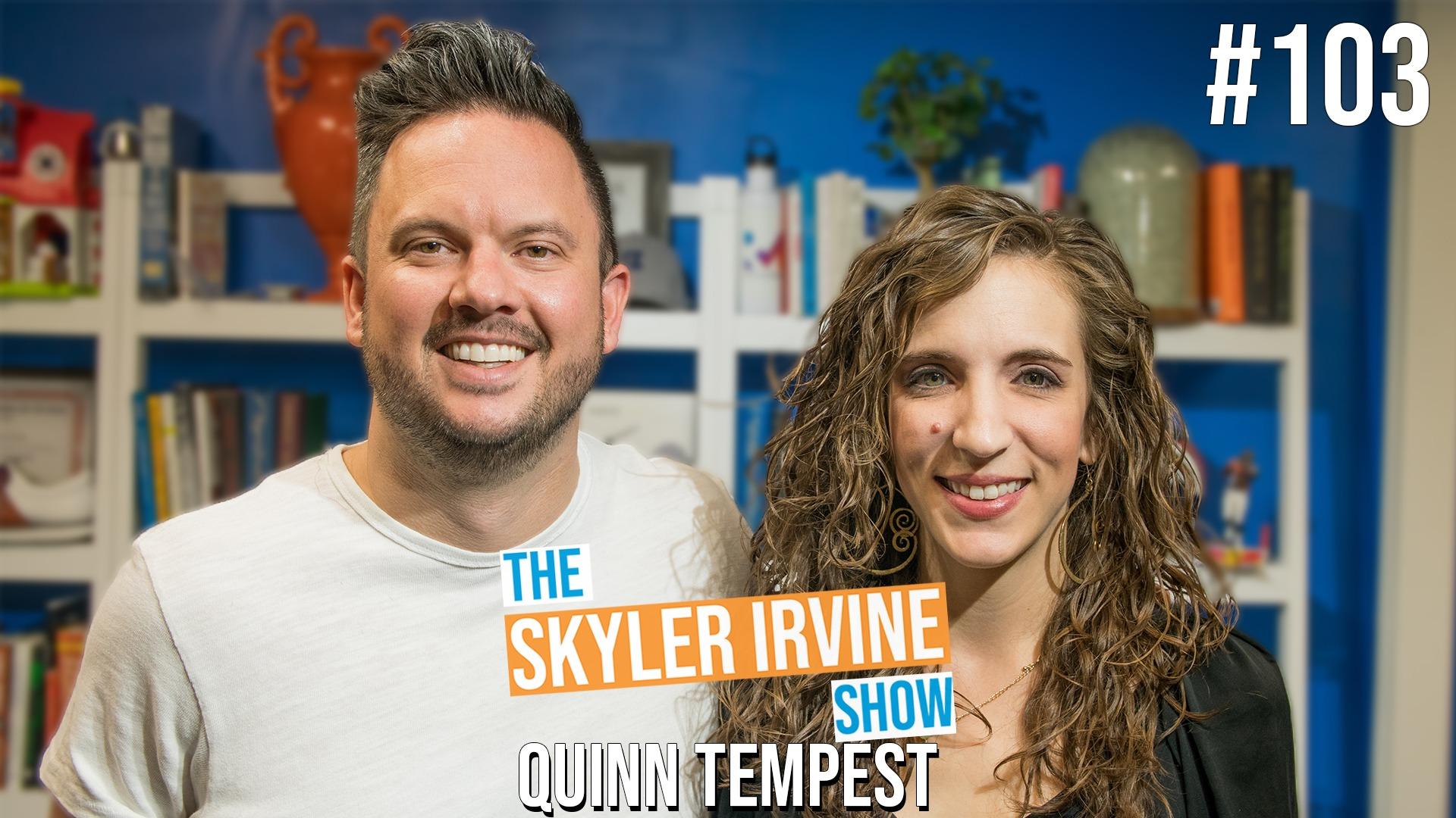Quinn Tempest Digital Summit
