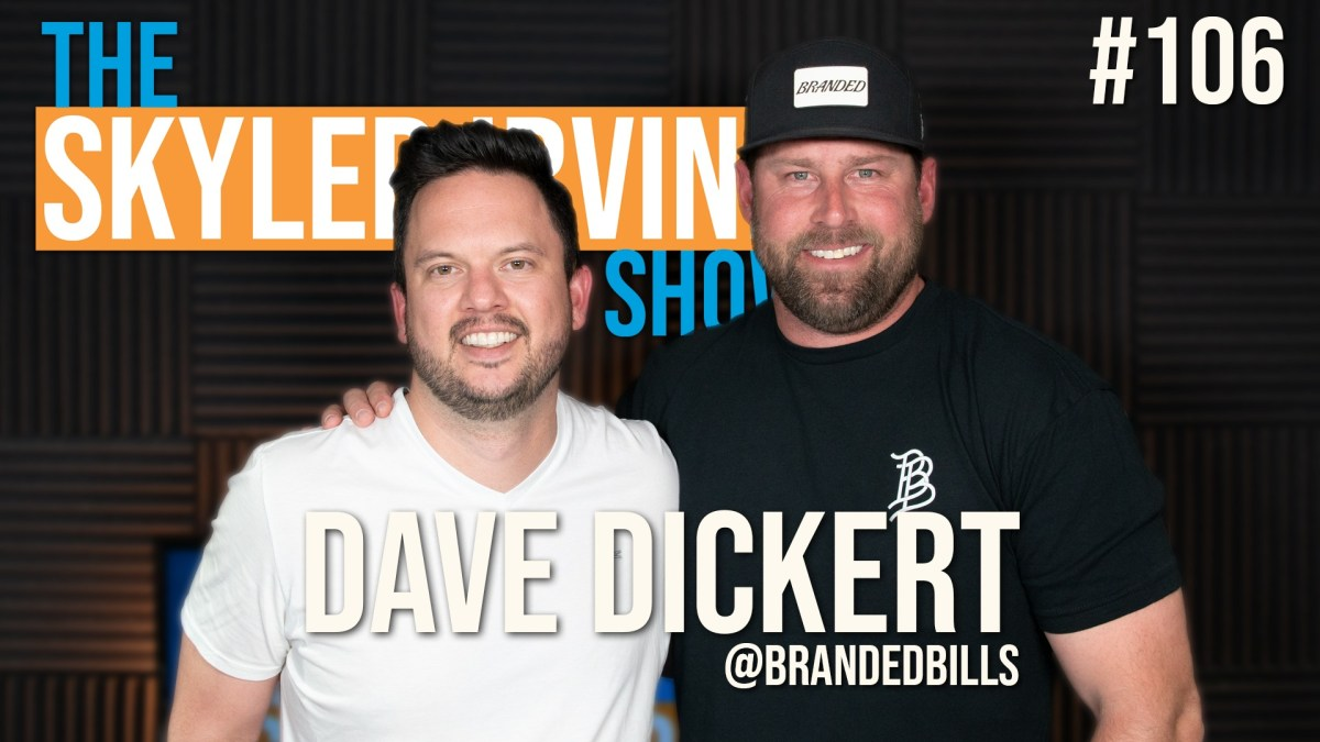 "David Dickert, Co-Founder of Branded Bills ""Transforming a Product Into a Recognizable Brand"" 