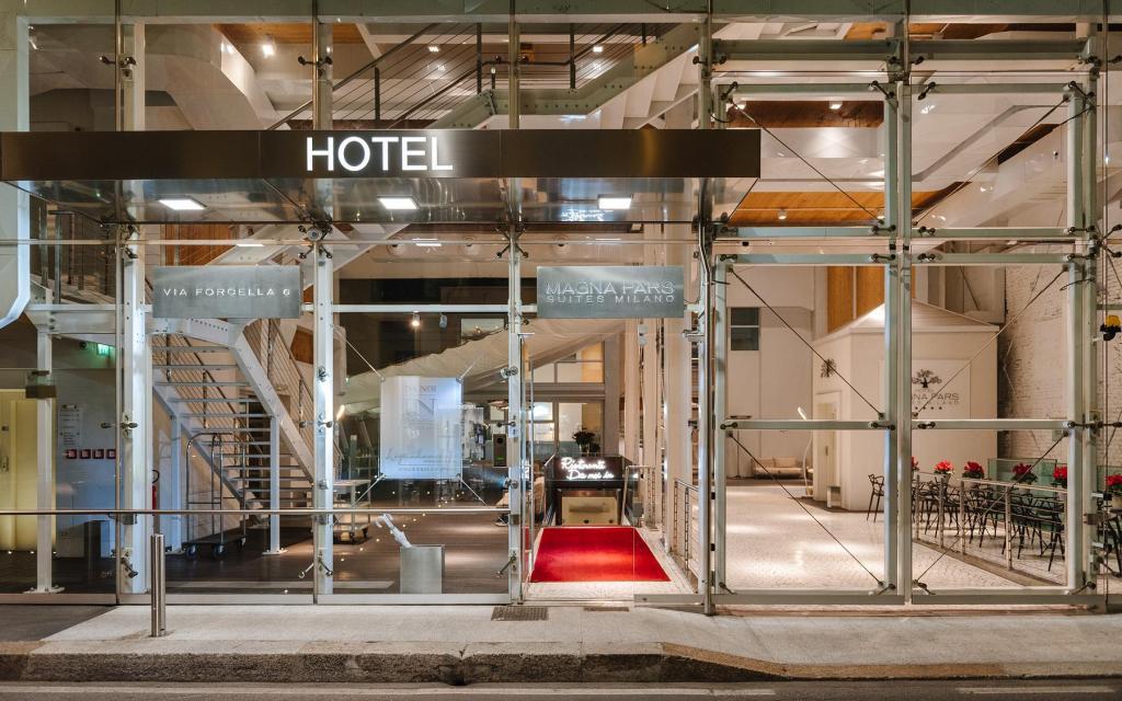 Magna Pars Suites Hotel