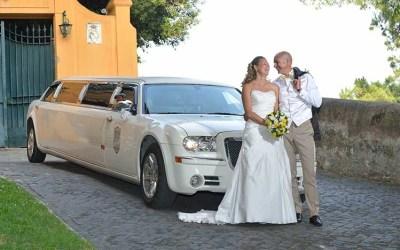 Matrimonio con Sky Limousine Milano