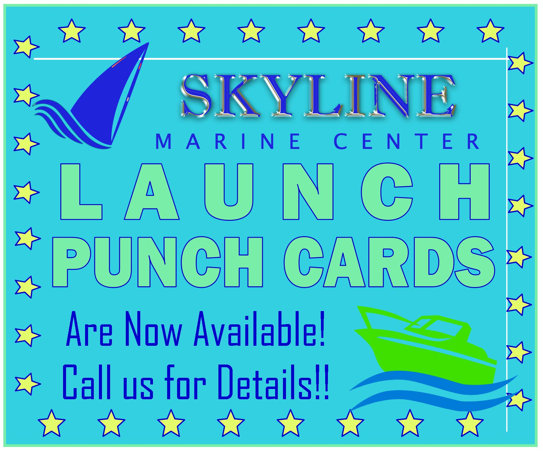 Business Card-LAUNCH PUNCH CARD Web - Skyline Marina – San Juan ...