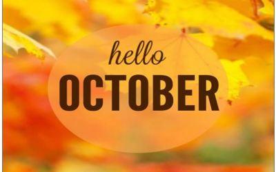 Hello October! New Hours for Skyline Marina!