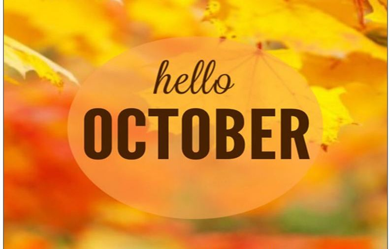 Hello October! New Hours for Skyline Marina!