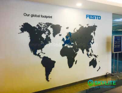 3D Map Sign Maker Philippines