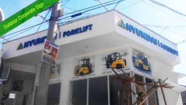 Hyundai Forklift