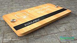 computer_room_sign_plywood_formica