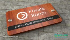 door_sign_6-25x11_purewood_withLaminates_private_room00001
