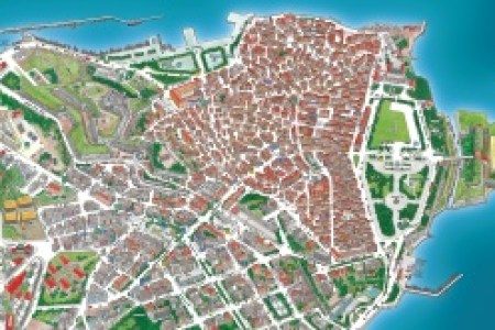 corfu city tourist map » [HD Images] Wallpaper For Downloads | Easy ...