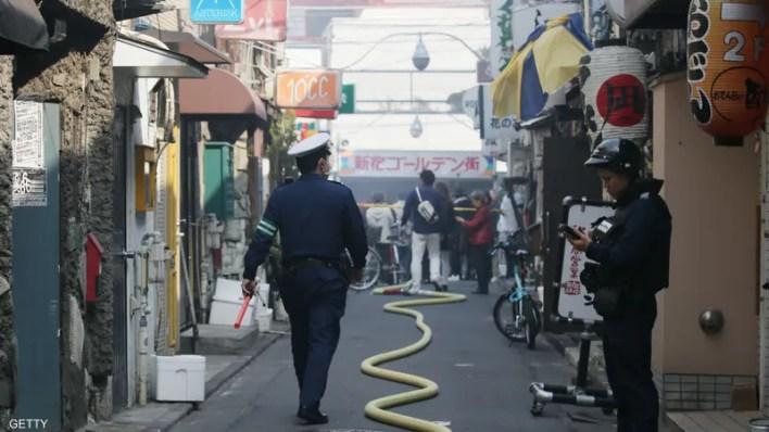 منطقة غولدن غاي في طوكيو