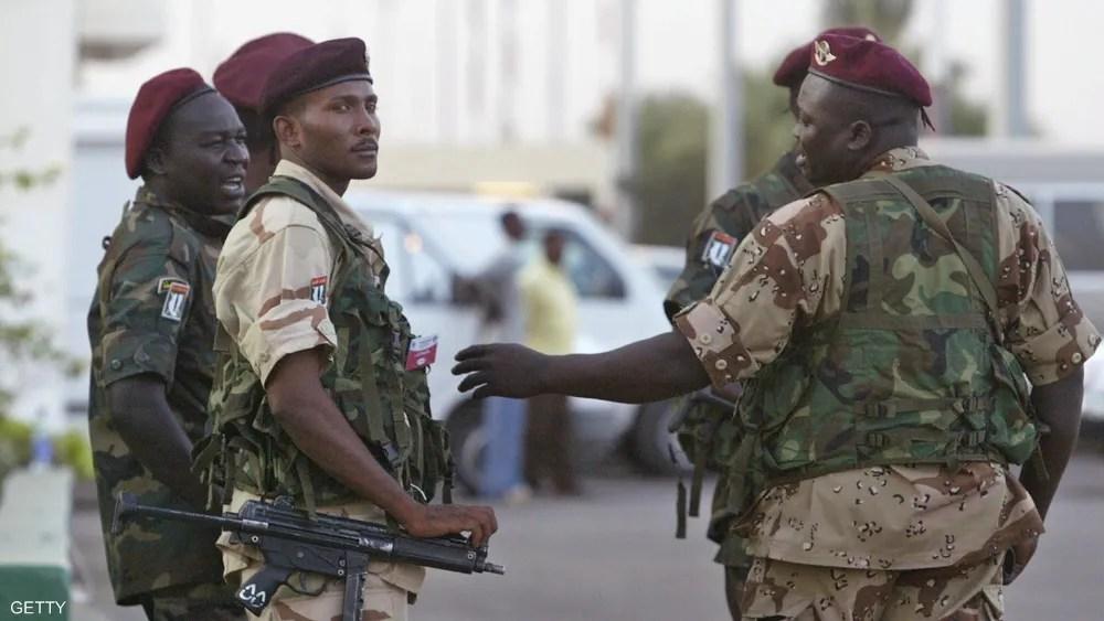 صورة أرشيفية لجنود في الجيش السوداني