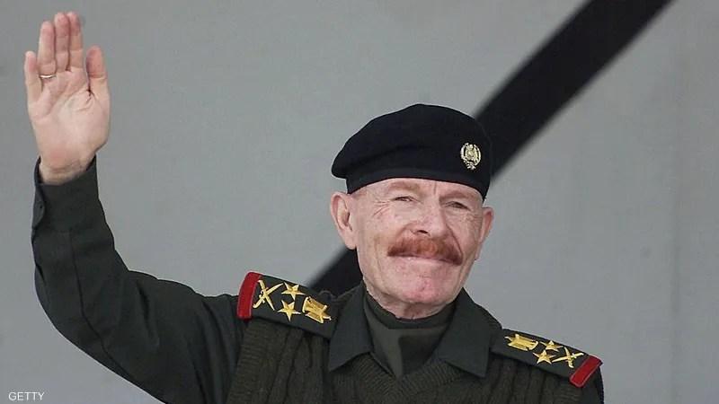 حزب البعث العراقي المحظور يعلن وفاة عزة الدوري | أخبار سكاي نيوز عربية