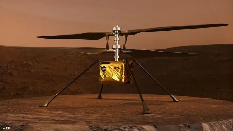 """مركبة الفضاء""""برسيفيرانس"""" التابعة لإدارة الطيران والفضاء الأم"""