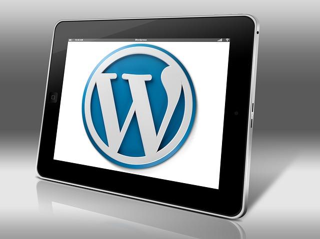 graphic: wordpress logo