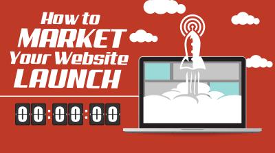 Market Your Website Launch