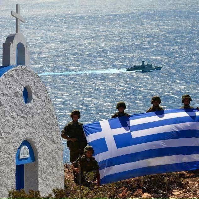 Αποστρατικοποίηση των νησιών και το…αφήγημα των Τούρκων